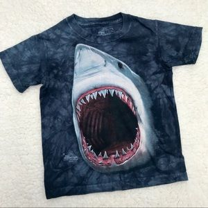 JAWS The Mountain Vintage Outer Banks NC Kids Tee